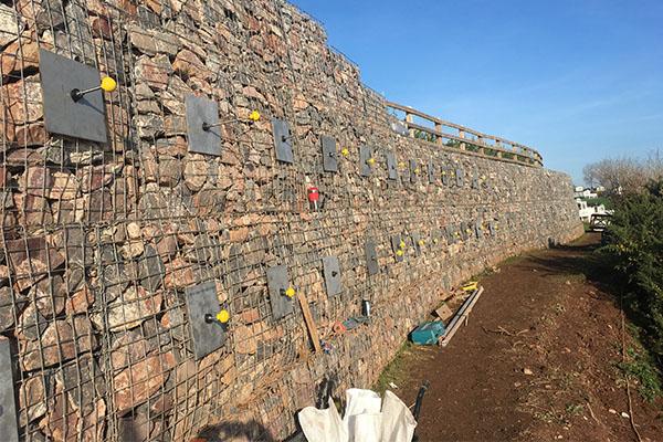 Retaining Walls | Slope Stabalisation | Westpointe Ltd